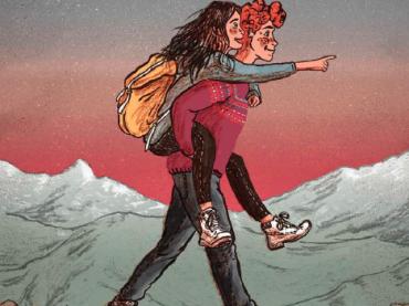 Amelie Rennt – Der Comic zum Film
