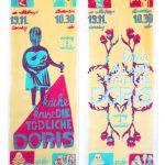 Die tödliche Doris | The Deadly Doris – Poster
