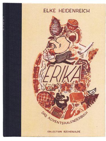 ERIKA by Elke Heidenreich